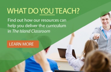 What do you teach? Tell us, and we'll show you relevant resources and venues!
