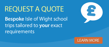 Get a quote for an Isle of Wight school trip